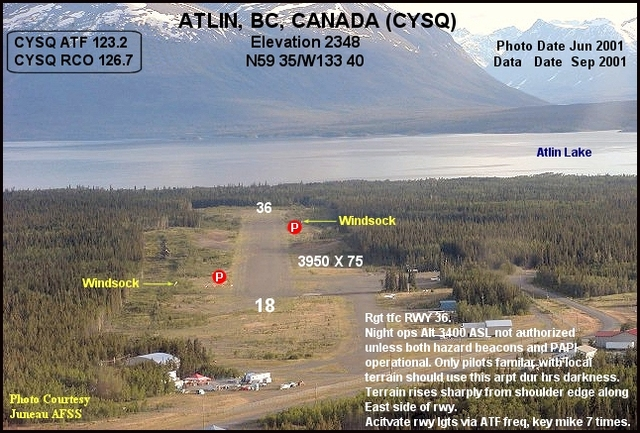 Atlin Airport