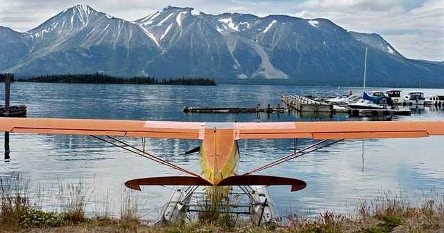 Atlin aka little Switzerland